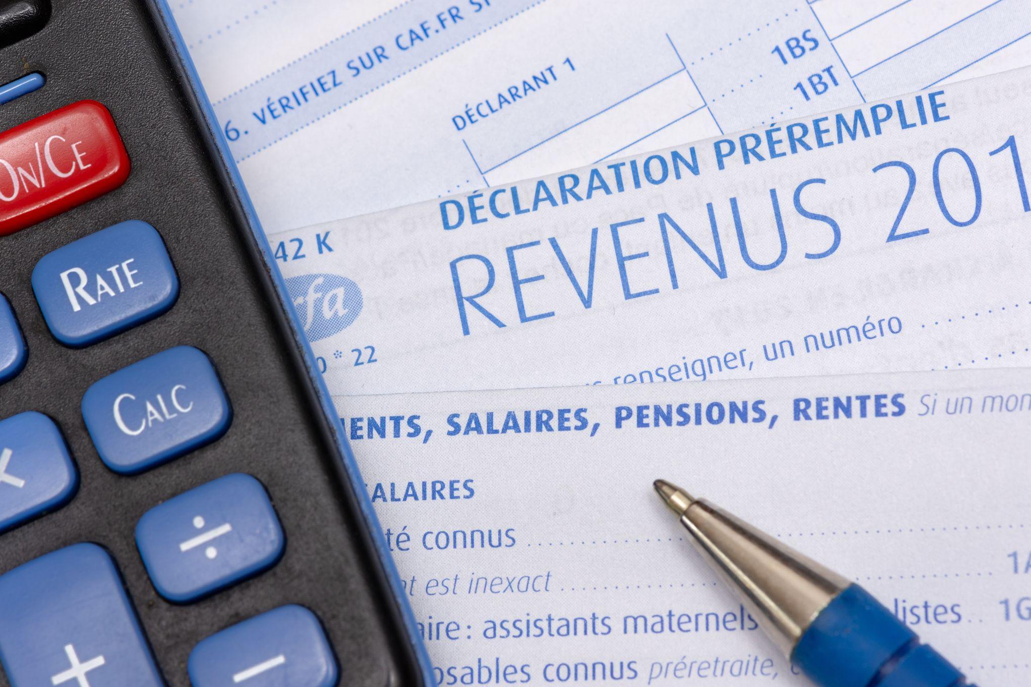 Dates de dépôt des déclarations de revenus